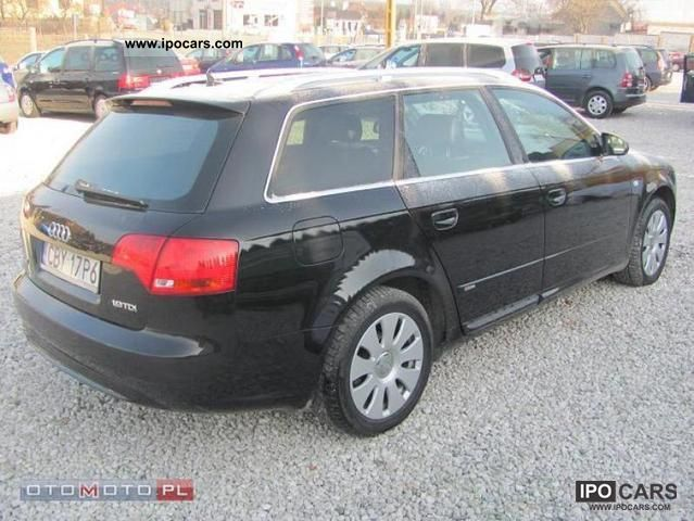2006 audi a4 opcja full s line car photo and specs. Black Bedroom Furniture Sets. Home Design Ideas