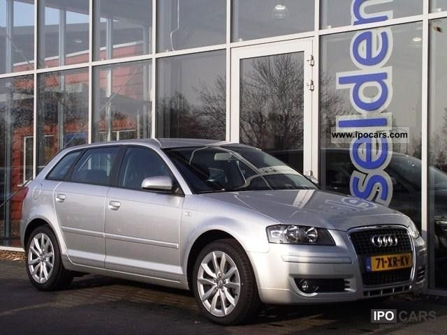 2007 Audi  A3 Sportback 1.8TFSI PROLINE Small Car Used vehicle photo