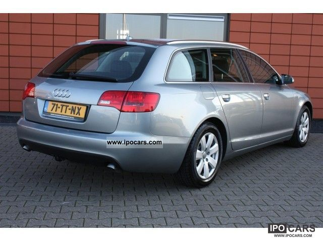2007 audi a6 avant 2 7 v6 tdi quattro pro line business car photo and specs. Black Bedroom Furniture Sets. Home Design Ideas