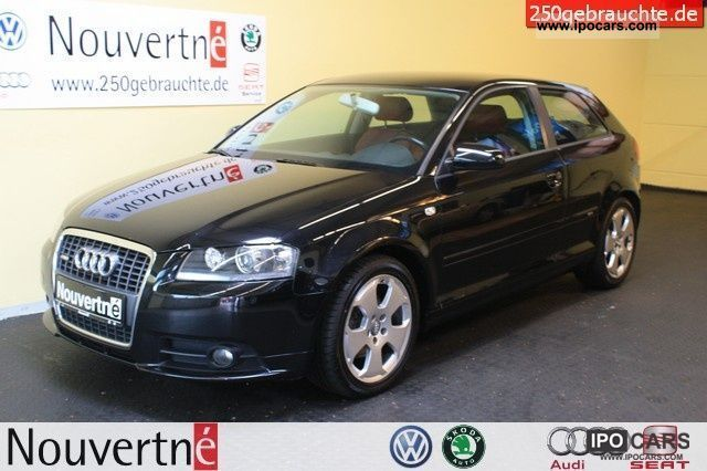 2006 Audi  A3 2.0 FSI S line sports package plus Limousine Used vehicle photo