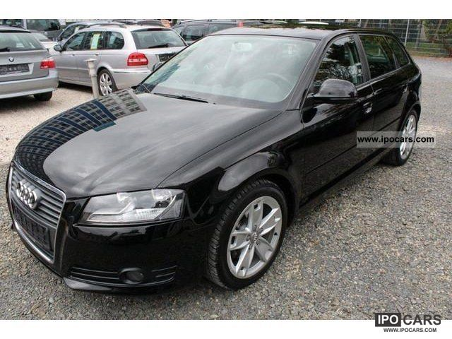 2008 audi a3 2 0 tdi dpf facelift sportback ambition shz car photo and specs. Black Bedroom Furniture Sets. Home Design Ideas
