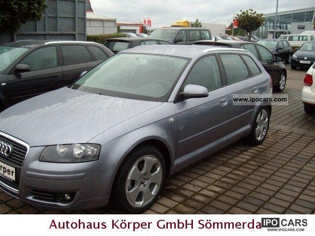 2009 Audi  A3 1.6 Sportback Estate Car Used vehicle photo