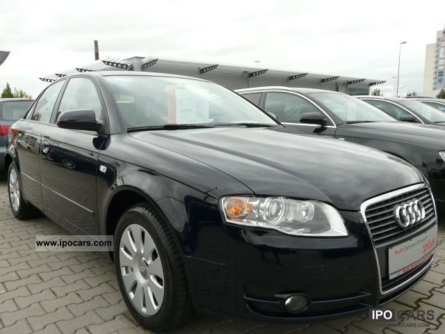 2007 Audi  A4 2.0 AHK + Xenon Limousine Used vehicle photo
