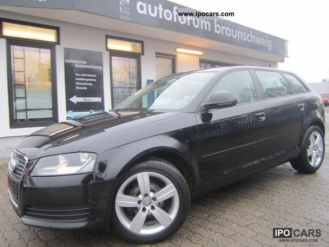 2009 Audi  A3 1.9TDI DSG / Sportback Limousine Used vehicle photo