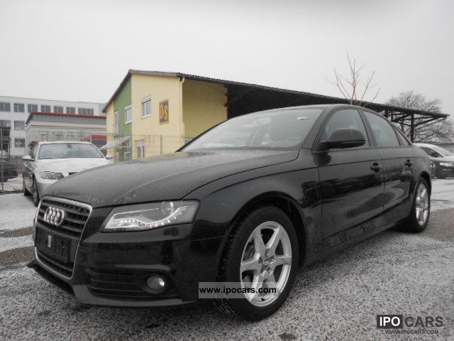 2008 Audi  A4 2.0 TDI DPF Xenon / Aluminum 17 \ Limousine Used vehicle photo