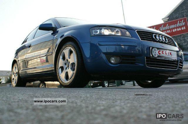 2003 Audi  A3 3.2 Quattro * Ambition * LEATHER * XENON * NAVI * 67571km * Limousine Used vehicle photo
