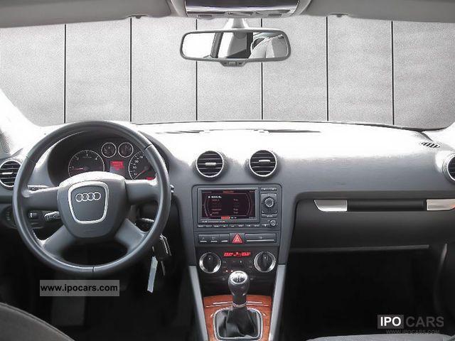 2005 Audi A3 1 9 Edition Navi Klimaaut Car Photo