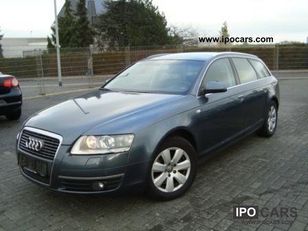 2006 Audi  A6 Avant 3.2 FSI leather, xenon, SHZ, PDC Estate Car Used vehicle photo
