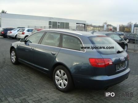 2006 audi a6 avant 3 2 fsi leather xenon shz pdc car photo and specs. Black Bedroom Furniture Sets. Home Design Ideas