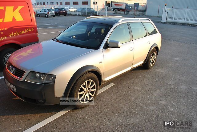 2003 Audi  1 hand Estate Car Used vehicle photo