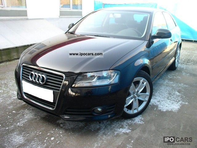 2008 Audi  A3 1.9 TDI Ambiente New Model Limousine Used vehicle photo