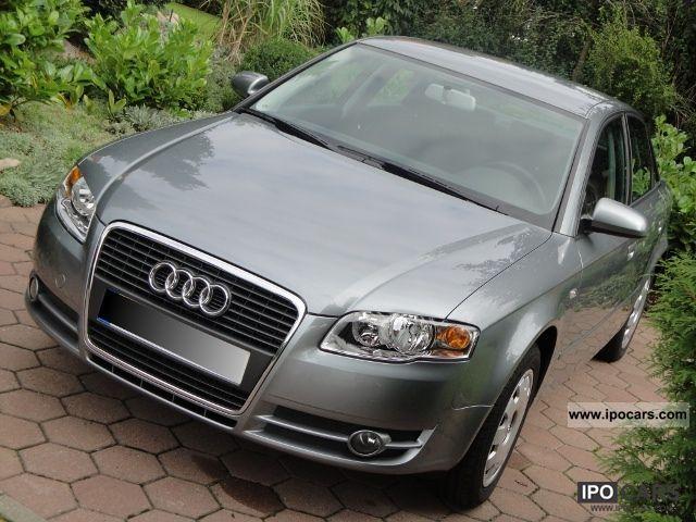 2005 Audi  * Little A4 sedan km * Limousine Used vehicle photo