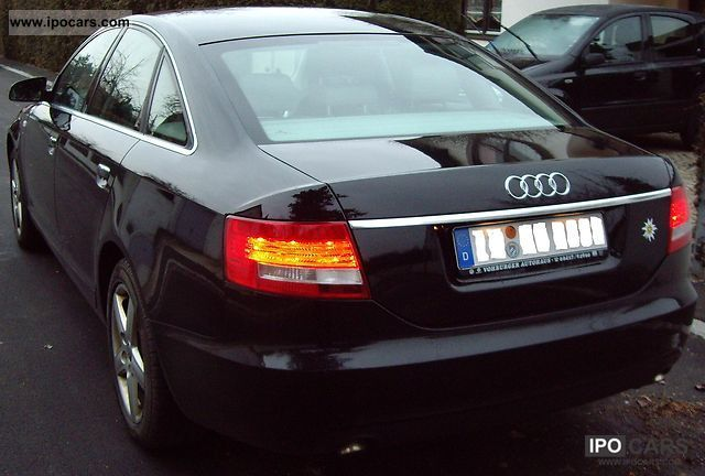 2006 audi a6 2 7 tdi quattro tiptronic dpf car photo and specs. Black Bedroom Furniture Sets. Home Design Ideas