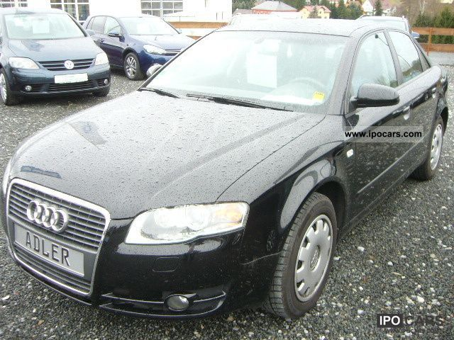 2005 Audi  A4 Saloon 1.8 T Limousine Used vehicle photo