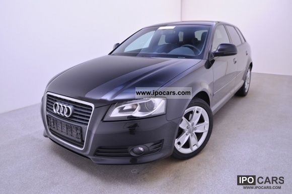 2009 audi a3 2 0 tdi ambiente sportback 2009 car photo. Black Bedroom Furniture Sets. Home Design Ideas