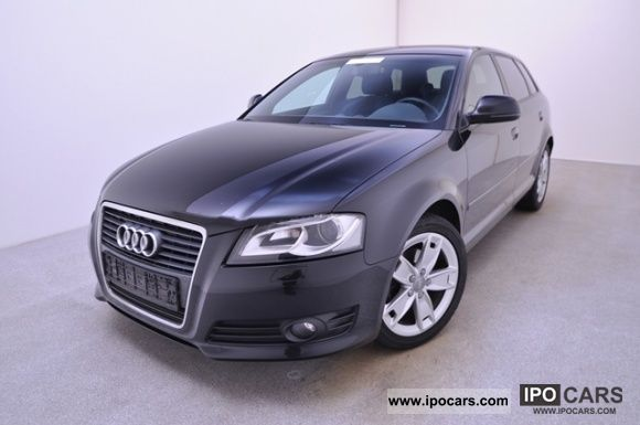 2009 audi a3 2 0 tdi ambiente sportback 2009 car photo and specs. Black Bedroom Furniture Sets. Home Design Ideas