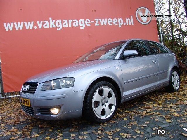 2004 Audi  A3 3.2 QUATTRO 250PK automaat Small Car Used vehicle photo