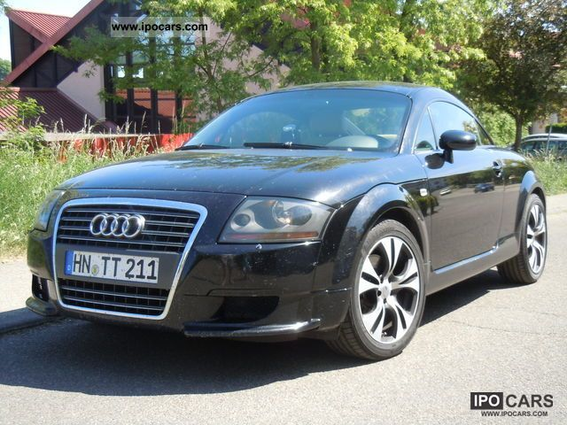 2005 audi tt coupe 1 8 t quattro car photo and specs. Black Bedroom Furniture Sets. Home Design Ideas