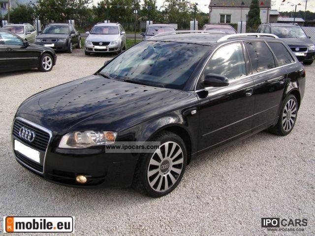 2006 Audi  A4 140 KM AUTOMATIC BEZWYPADKOWY! Estate Car Used vehicle photo