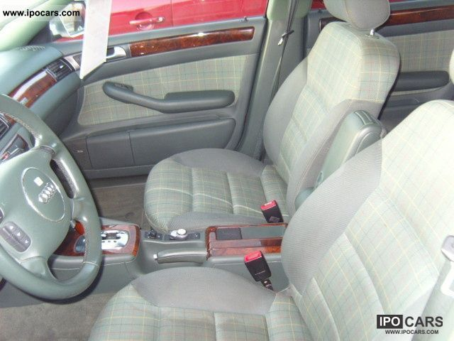 2004 Audi Allroad Quattro A6 2.7 Tiptronic - Car Photo and Specs