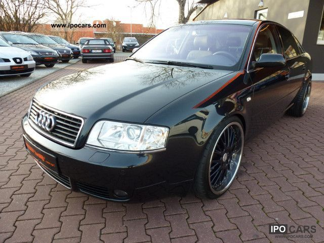 2003 Audi A6 2 7 T Quattro 20 Car Photo And Specs