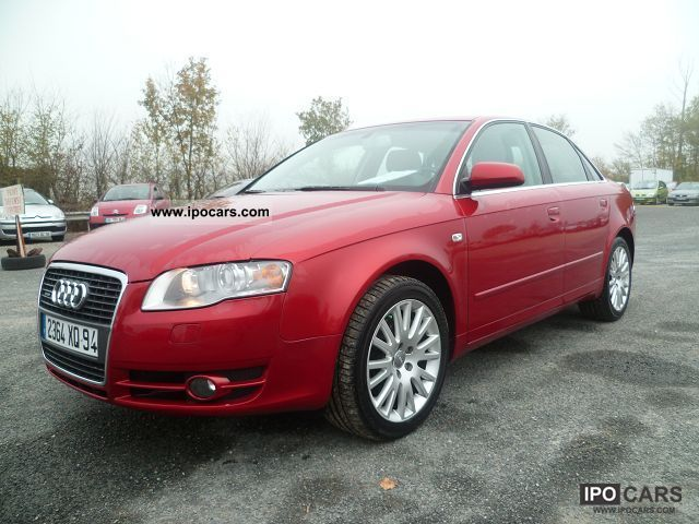 2005 audi a4 quattro 2 0 tfsi ambition luxe ttro car. Black Bedroom Furniture Sets. Home Design Ideas