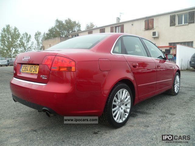 2005 audi a4 quattro 2 0 tfsi ambition luxe ttro car for Garage opel nice la plaine