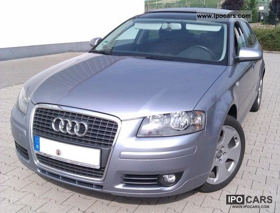 2006 Audi  A3 with Bose and Opensky Other Used vehicle photo