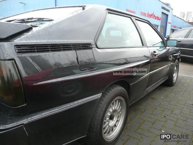 1988 audi ur quattro rhd reduced in price car photo and specs. Black Bedroom Furniture Sets. Home Design Ideas