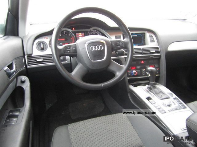 2008 audi a6 2 7tdi business plus package mmi navigation car photo and specs. Black Bedroom Furniture Sets. Home Design Ideas