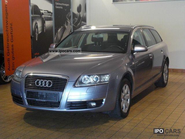 2006 Audi  A6 Avant 2.7 Quattro Tiptronic DPF TDI, navigation, Xen Estate Car Used vehicle (business photo