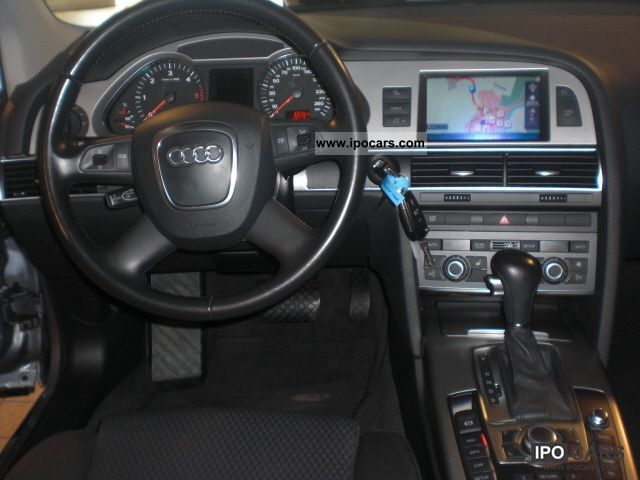 2006 Audi A6 Avant 2 7 Quattro Tiptronic Dpf Tdi