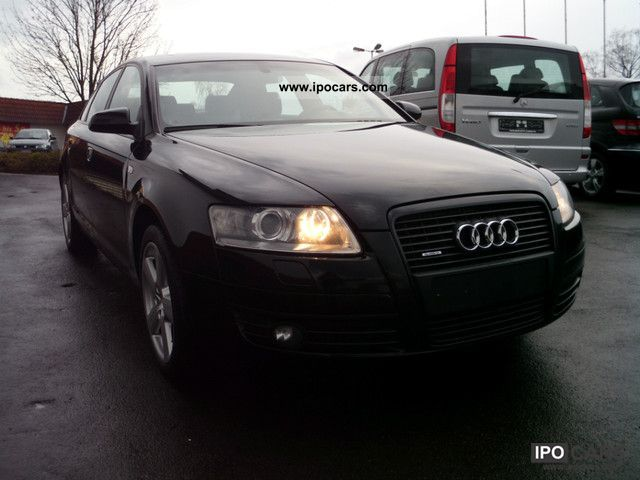 2006 audi a6 3 2 fsi quattro tiptronic exclusive car photo and specs. Black Bedroom Furniture Sets. Home Design Ideas