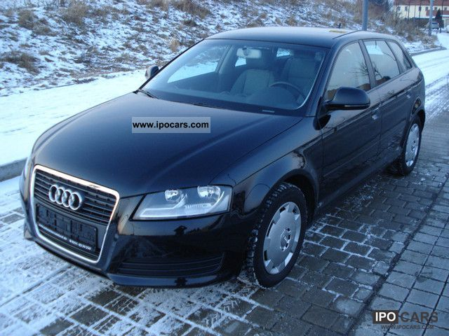2009 Audi A3 Sportback 1.9 TDI DPF S tronic Attraction - Car Photo ... 328b3e32ae8