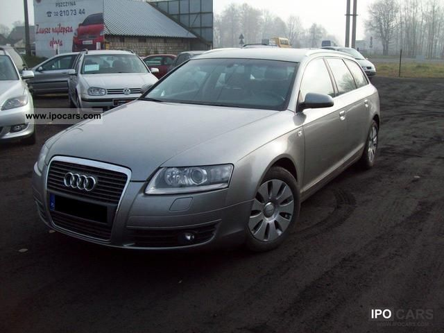 2006 Audi  * A6 * SERWIS Estate Car Used vehicle photo