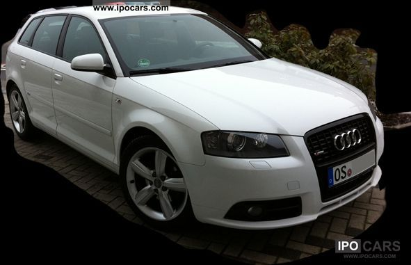 2007 audi a3 2 0 tdi sportback s line car photo and specs. Black Bedroom Furniture Sets. Home Design Ideas