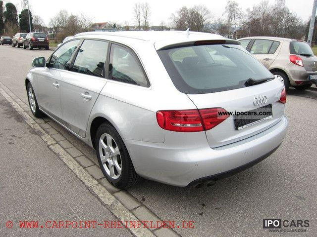 2009 audi a4 avant 2 0 tdi multitronic ambience car. Black Bedroom Furniture Sets. Home Design Ideas