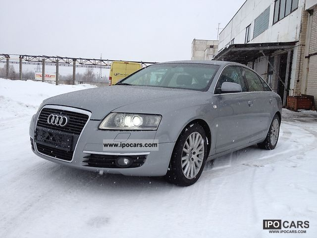 2006 audi a6 3 0 tdi quattro car photo and specs. Black Bedroom Furniture Sets. Home Design Ideas
