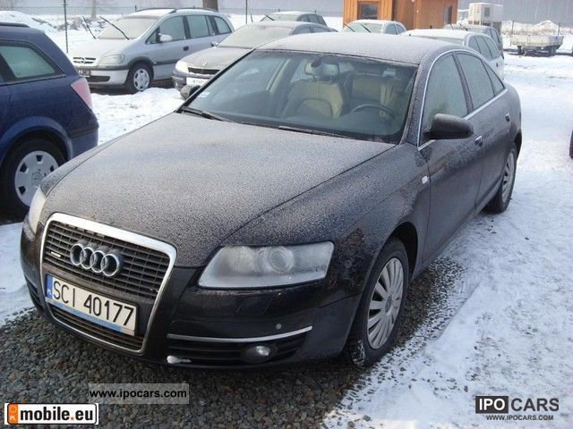 2005 Audi  A6 QUATTRO FULL OPCJA SUPER STAN Small Car Used vehicle photo
