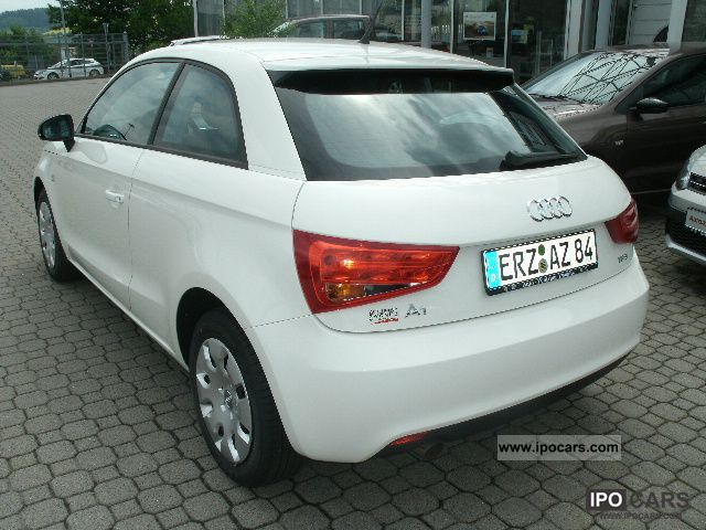 2011 audi a1 1 2 tfsi attraction air seats car photo and specs. Black Bedroom Furniture Sets. Home Design Ideas