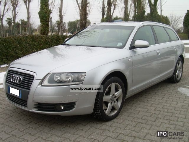 2007 audi a6 2 7 v6 tdi f ap avant multitronic car photo and specs. Black Bedroom Furniture Sets. Home Design Ideas