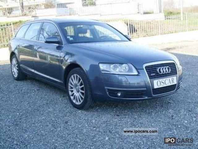 2005 Audi  A6 Avant 3.2 FSI quattro tiptronic Estate Car Used vehicle photo