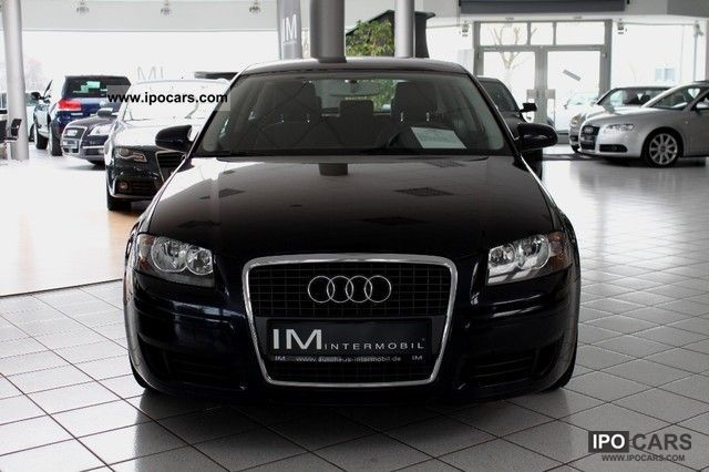 2008 audi a3 2 0 tdi dpf car photo and specs. Black Bedroom Furniture Sets. Home Design Ideas