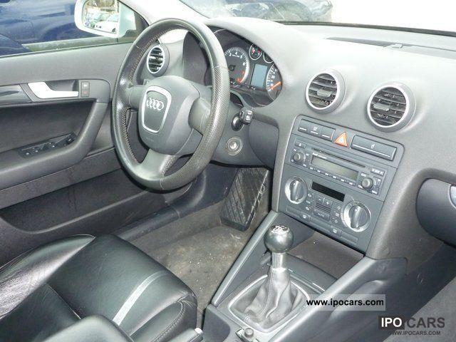 2005 Audi A3 20 Tfsi Sportback Quattro 5 Door Air Car Car Photo