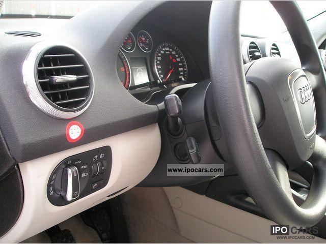 2009 Audi A3 1 9 Tdi E Dpf Attraction Car Photo And Specs