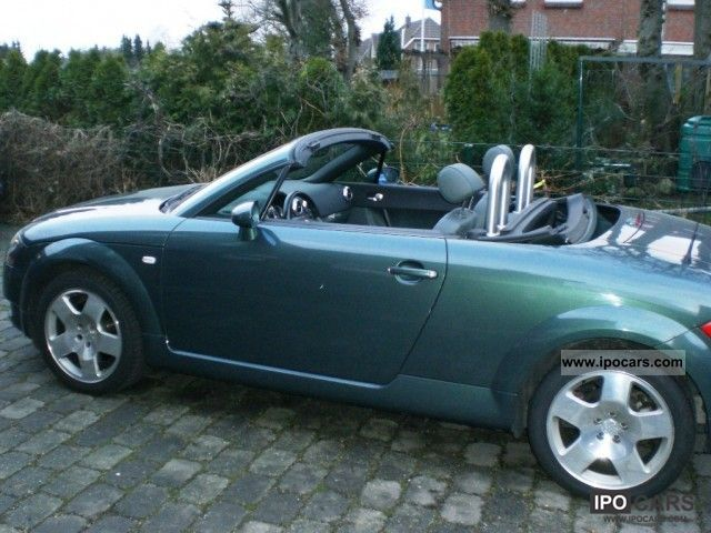 2001 audi tt convertible 4x4 car photo and specs. Black Bedroom Furniture Sets. Home Design Ideas