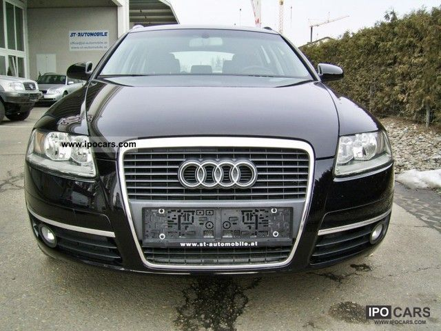 2006 audi a6 avant 2 0 t fsi car photo and specs. Black Bedroom Furniture Sets. Home Design Ideas