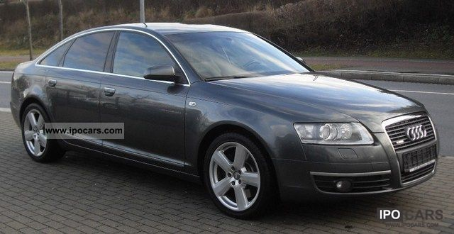 2007 audi a6 s line 2 7 tdi multitronic car photo and specs. Black Bedroom Furniture Sets. Home Design Ideas