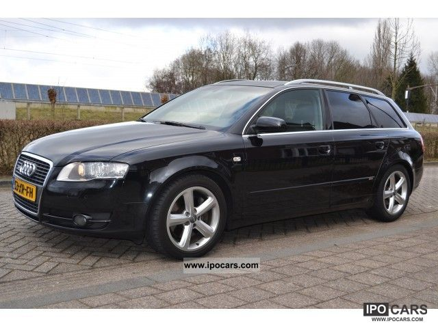 2007 audi a4 2 7 tdi aut avant s line xenon navi mmi. Black Bedroom Furniture Sets. Home Design Ideas