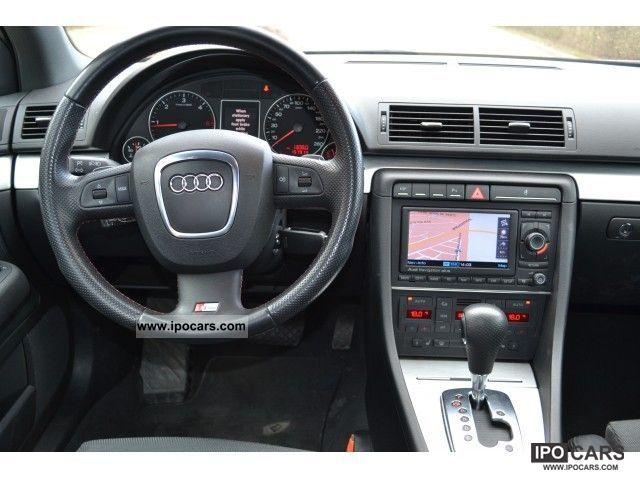 2007 Audi A4 2 7 Tdi Aut Avant S Line Xenon Navi Mmi